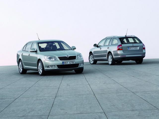 SKODA Octavia 1.2 TSI最後典藏專案 79.9萬起 入主歐洲進口房車最佳時機