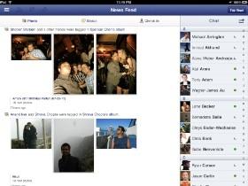 Facebook 官方 iPad app 畫面曝光