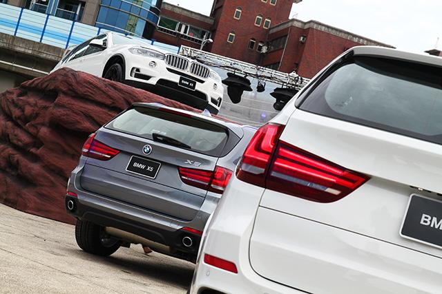 2014 BMW X5豪華運動休旅車改款上市,三渦輪柴油動力 X5 xDriveM50d現身!
