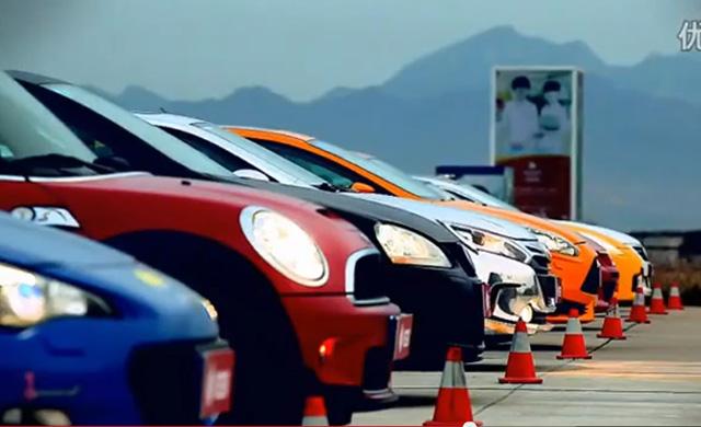 中國製造 BYD Qin油電轎車挑戰多輛性能車加速,連鋼砲 Focus ST都不是他的對手!