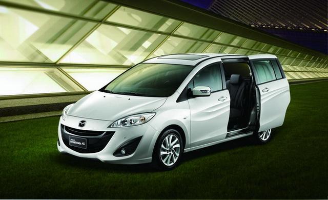 MAZDA全台展示巡迴開跑 與最佳好爸爸房車New Mazda5親密接觸