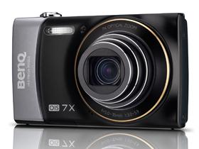 想像視界不一樣 BenQ數位相機P1410創意就在指尖