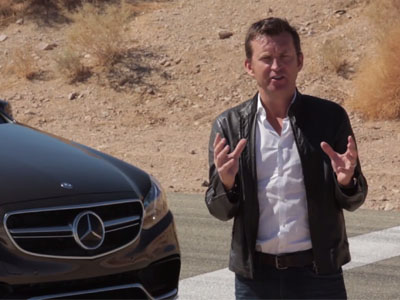 M-Benz E63 AMG Estate賽道試駕!我很大、但是我很靈活!