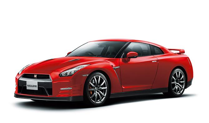 NISSAN發表2015年式 GT-R, 台灣擁有全球唯一GT-R專屬展示中心
