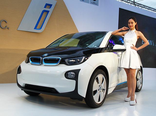 BMW正式在台灣發表 BMW i子品牌,i3原型車同時曝光!