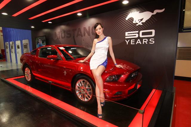 【2014台北車展】地表最強小車!全新大改款Ford All-New Fiesta閃耀初登場
