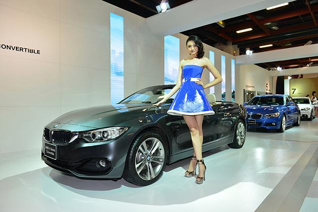 【2014台北車展】BMW展出車款介紹,從i3電動車到560匹馬力 M6 GRAN COUPE,包你看得過癮!