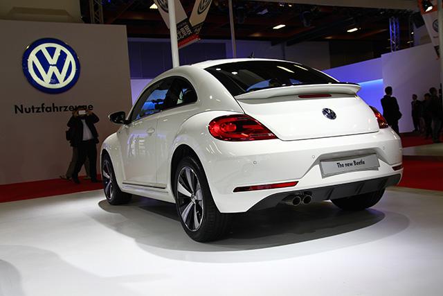 【2014台北車展】Volkswagen性能與時尚的經典演繹,限量 Golf R預計明日就賣光!