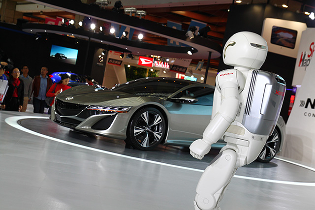 【2014台北車展】Honda「Share Happiness 一切由你而生」理念,打造「人的喜悅研究所」