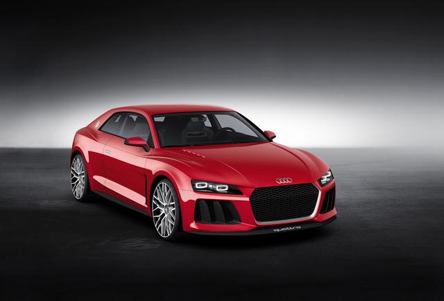 以前衛創新思維 描繪未來城市的移動新風貌 Audi引領車壇科技 於2014國際消費性電子展大放異彩