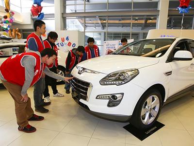 LUXGEN贈4部車予四所大學,致力提昇台灣的汽車工業水準!
