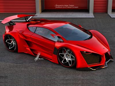 【熱門話題】外型比新藍寶堅尼小牛 Huracan還要瘋狂的 Lamborghini Sinistro概念車!