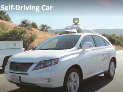 Google無人駕駛車之父 Sebastian Thrun暢談無人駕駛汽車的未來,人類就是最難預測的危險元素