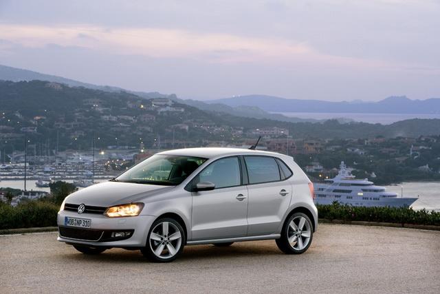 VW全新 Polo四門房車/五門掀背開放預售
