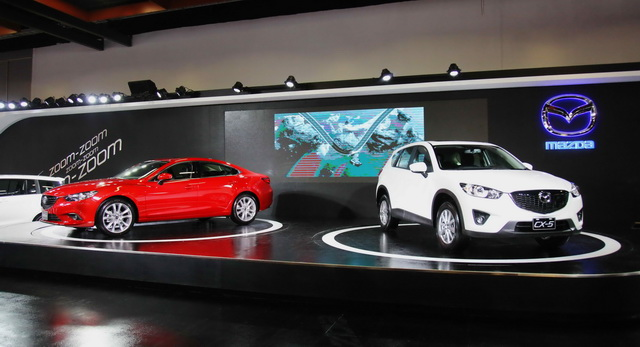 MAZDA全車系年前發威 銷售較去年同期成長84%
