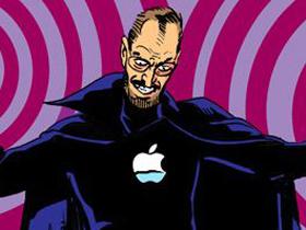 當 9大科技明星成為漫畫英雄(或惡棍?)