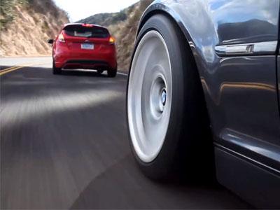 BMW E46 M3 vs. Ford Fiesta ST!二手高性能後驅跑車 vs. 全新世代前驅小鋼砲