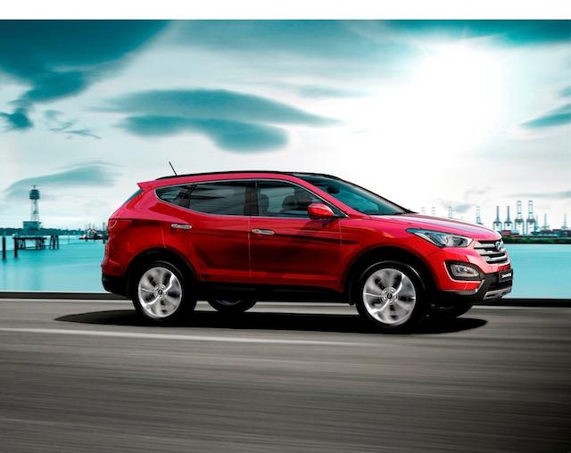 總代理宣佈Hyundai All New SANTA FE國產上市時間及預接單價格