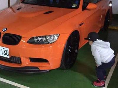 【熱門話題】嘻哈底迪與千萬 BMW M3 GTS跑車,全台僅此一輛!