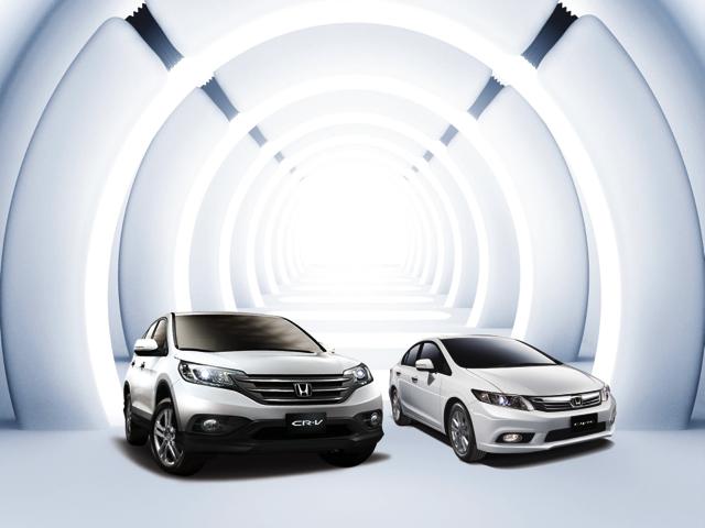Honda 3月全車系驚豔獻禮 邀你共享