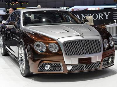 【熱門話題】900匹馬力的 Bentley轎車?司機是要用腳指頭踩油門嗎?