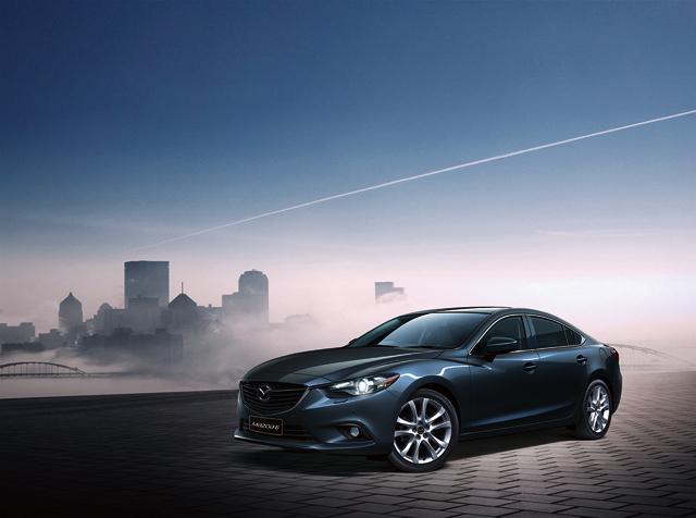 SKYACTIV安全設計再獲肯定 All New Mazda6得到美國NHTSA最高安全五星評價