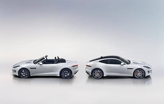 JAGUAR F-TYPE 獲PLAYBOY雜誌頒發2014年度風雲車