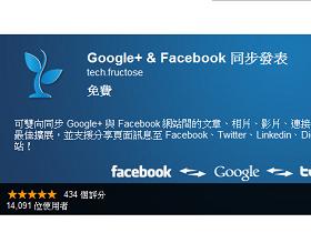 讓 Facebook、Google+、Twitter、Plurk 四地雙向同步發文