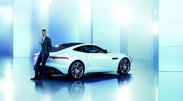 JAGUAR 宣布David Beckham大衛‧貝克漢為大中華區品牌大使