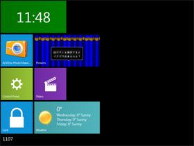 Mosaic:模擬體驗 Windows 8 介面
