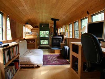 【熱門話題】公車變成住家,然後比我家還漂亮!