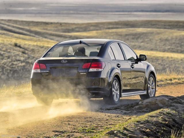 [爆新聞] Subaru Legacy 2.5 GT煞車失靈撞山事件簿!五顆星的安全真的慘了?