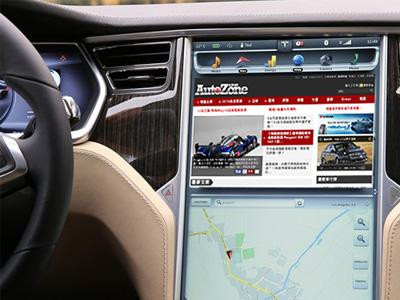 Tesla Model S電動車系統也能越獄?車主已遭到警告!