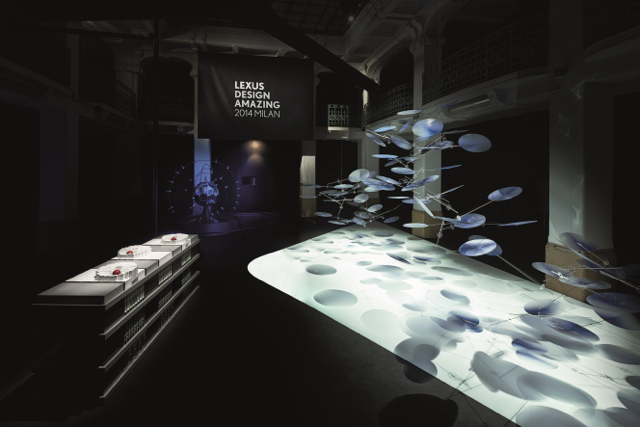 LEXUS引領前衛創新 前進2014米蘭全球設計週