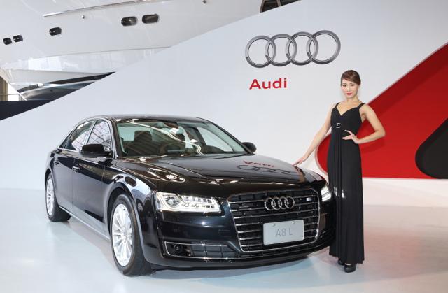 新Audi A8 & A8 L頂級豪華旗艦房車登場!與生獨具的首席視野