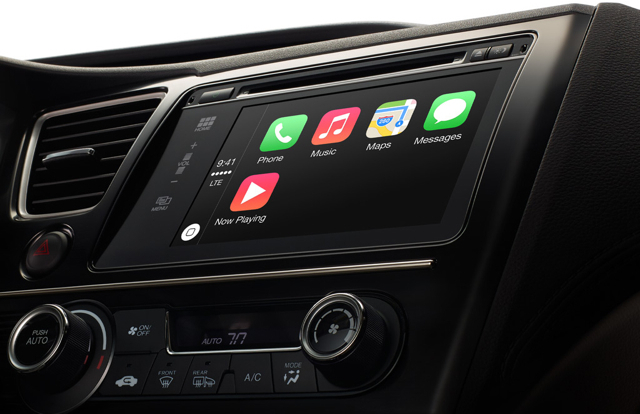 Apple於日內瓦車展推出CarPlay
