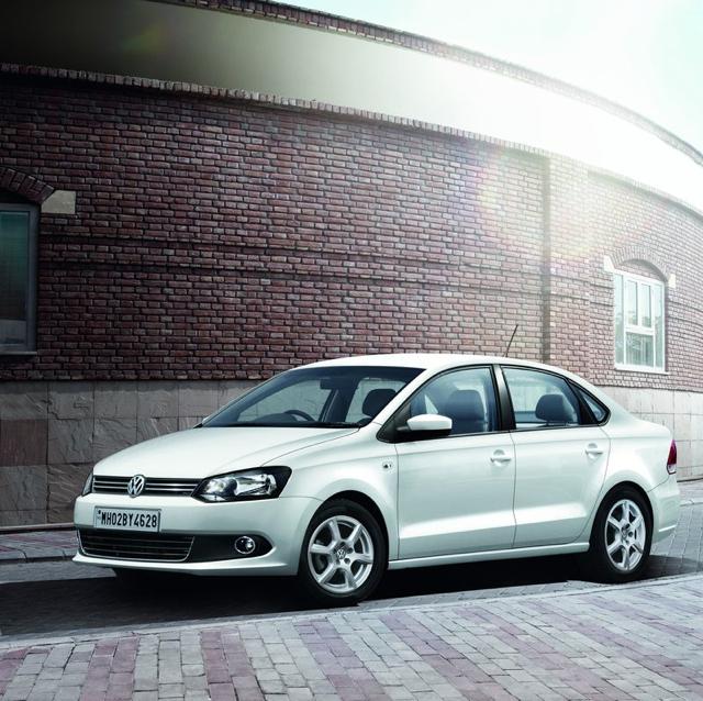 掌握庶民經濟趨勢:Volkswagen  推出The new Vento