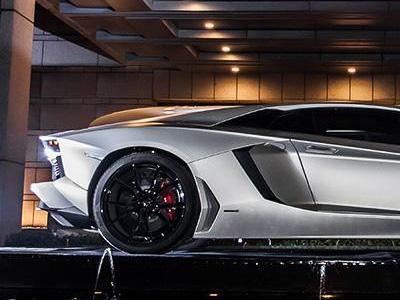 藍寶堅尼推出 Lamborghini Aventador Jackie Chan Edition成龍特仕車!限量一台!