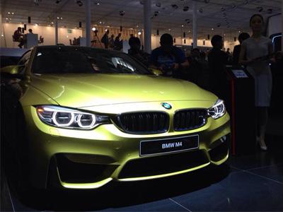 【熱門話題】全新 BMW M3與 M4轎跑車現身北京車展,台灣預售已開跑!