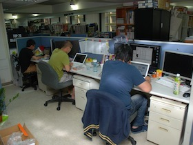T客邦技術部門法寶、工作流程大公開