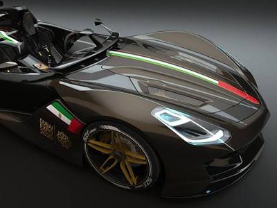 【熱門話題】阿拉伯跑車 Dubai Roadster明年現身!