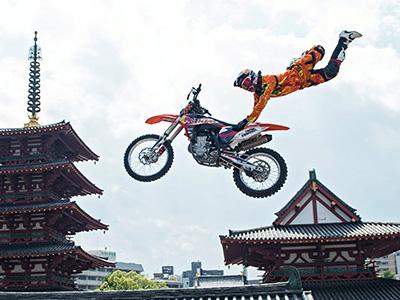Red Bull X-Fighters極限機車花式競技賽!下午2點的線上LIVE轉播!