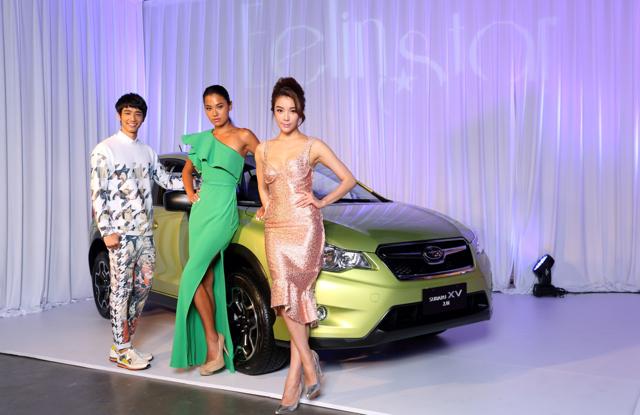 SUBARU台灣意美汽車獨家贊助2014伊林璀璨之星選拔大賽