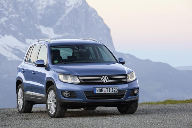 VW六月送好禮 Tiguan全車系首年月付9800元再享第一年乙式險