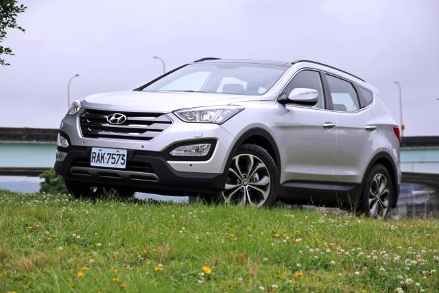 海克力士:Hyundai Santa Fe試駕