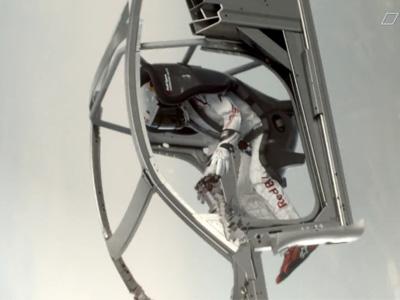 從太空到綠色地獄,跳傘狂人 Felix Baumgartner將挑戰紐柏林賽道!