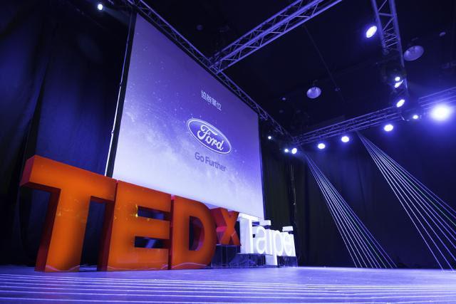 Ford「What's Next Guy」未來運輸推行家登上TEDxTalk
