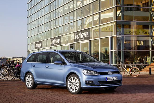 Volkswagen Golf Variant正式在台上市