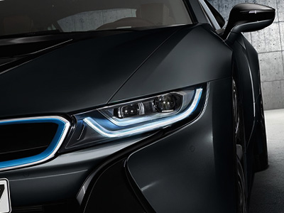 BMW i3電動車與 i8油電跑車一同在台現身!