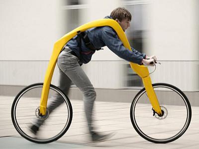 沒有踏板的 Fliz Bike單車!既然要用雙腳跑,我幹嘛不跑步就好了?